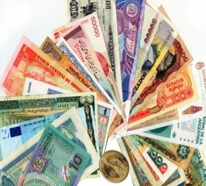 international money all currencies